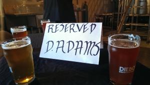 Reserved D.Adams